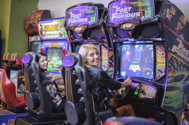 Driving Games: Best In Store